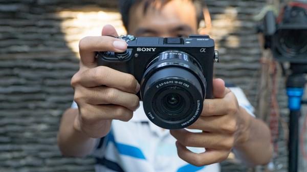 cách quay video bằng máy ảnh