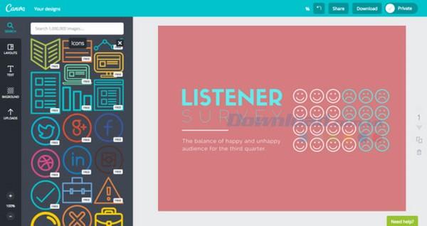 cách thiết kế Infographic