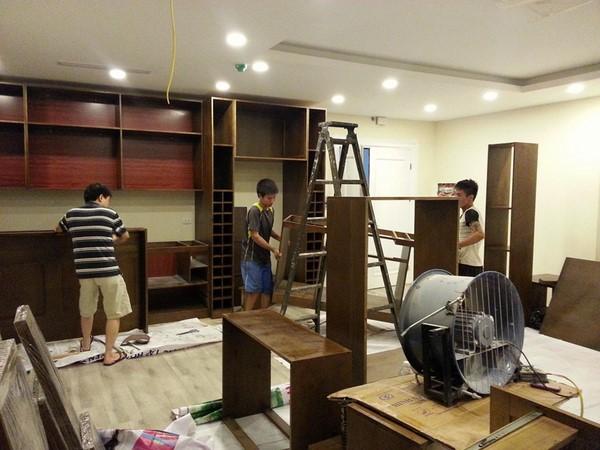 xây dựng chi phí xây căn hộ cho thuê
