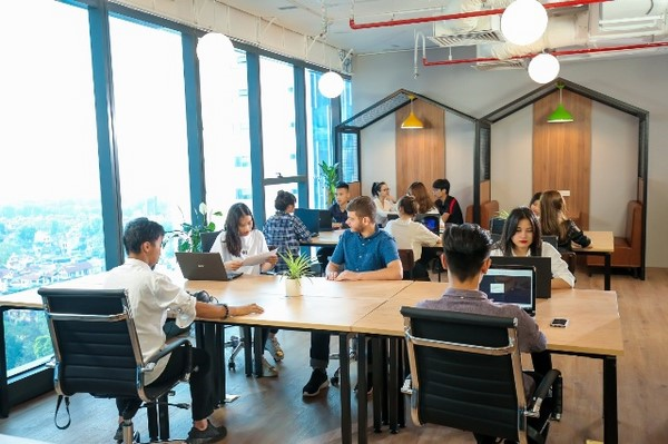 giải đáp Coworking Space là gì