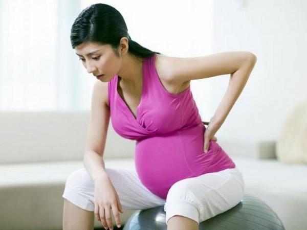 nguyên nhân gây nên đau lưng khi mang thai