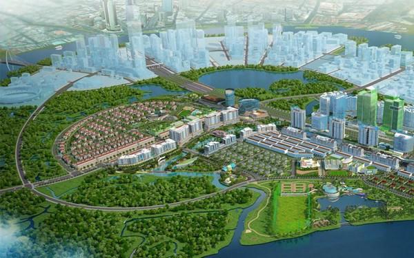tình hình phát triển dự án bất động sản