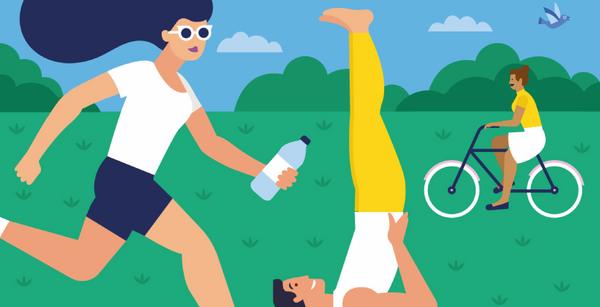 hoạt động thể chất giúp giảm cân 3 ngày 5kg