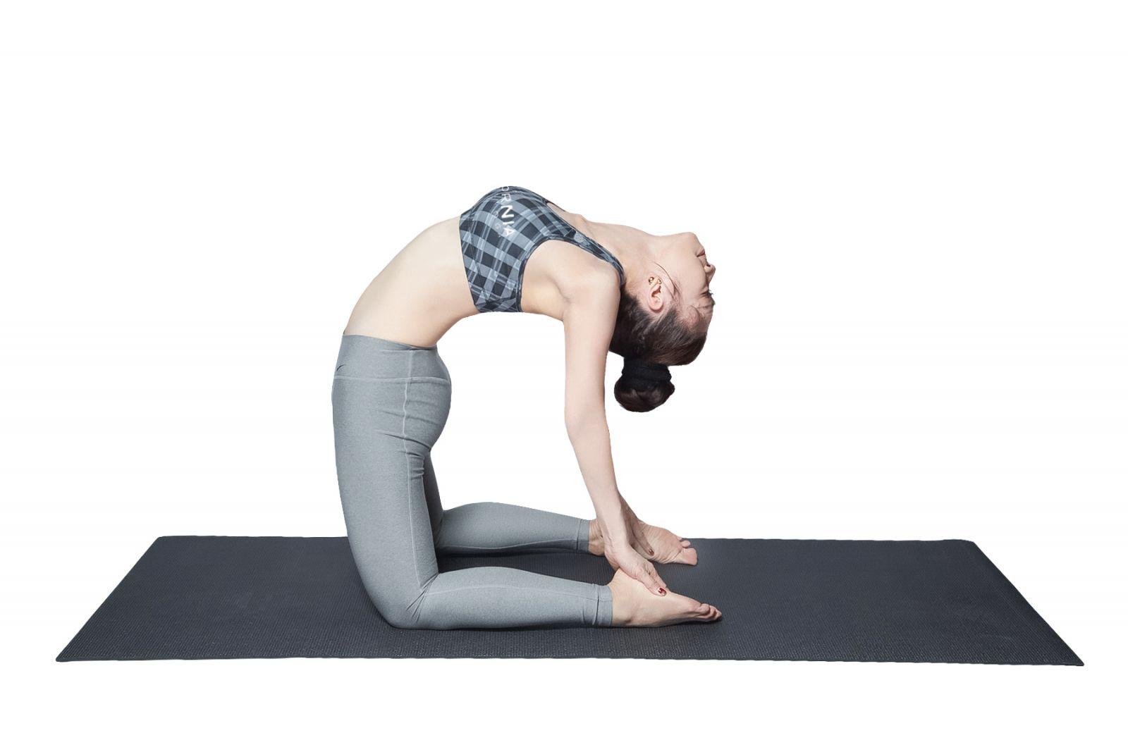 giảm mỡ bụng nhanh trong 3 ngày bằng yoga