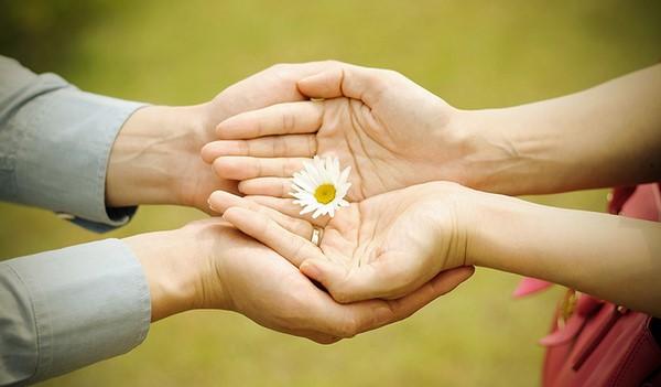 học cách tha thứ cho mọi người