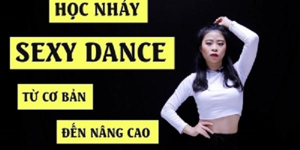 học nhảy sexy dance cơ bản