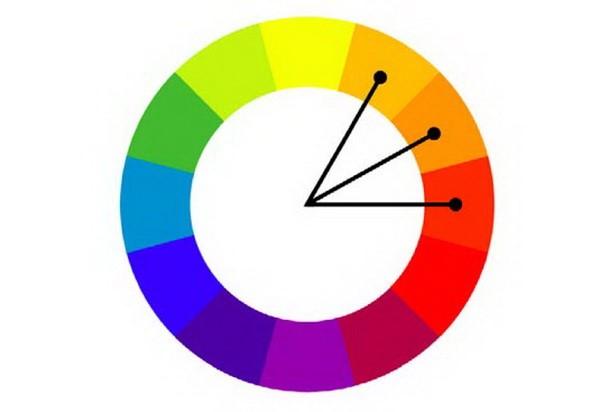 kết hợp màu sắc trong thiết kế