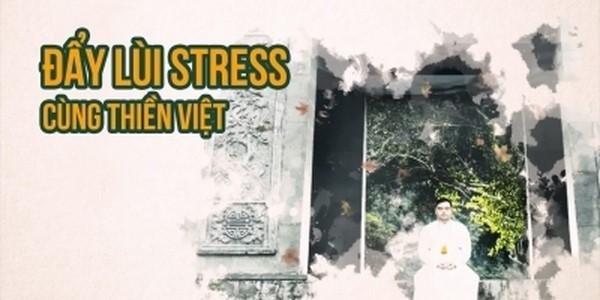 khóa học giảm stress với thiền