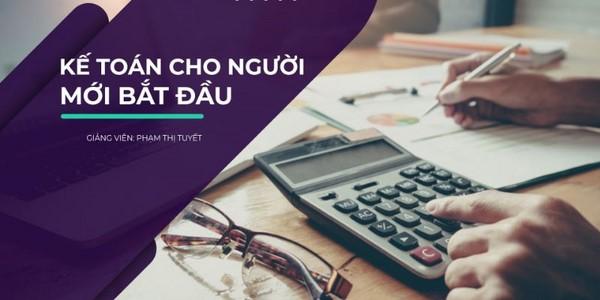 khóa học kế toán cơ bản