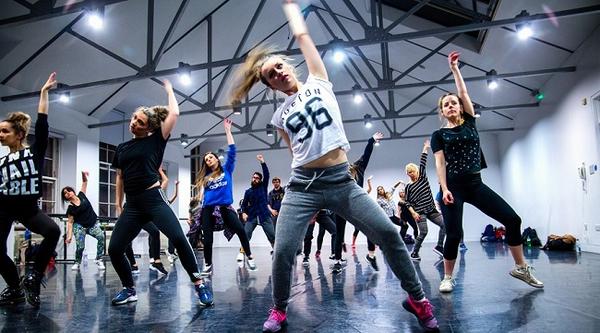 khóa học nhảy Hiphop Choreography