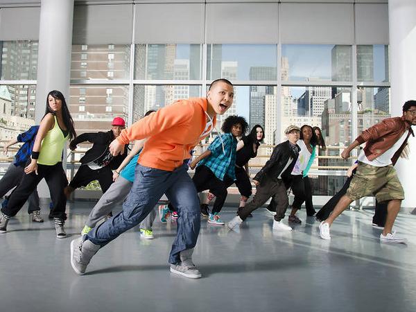 khóa học nhảy hiphop Choreography cơ bản