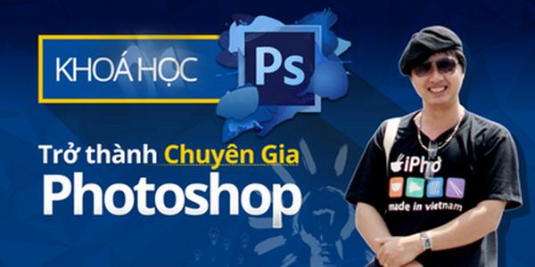 khóa học photoshop chất lượng