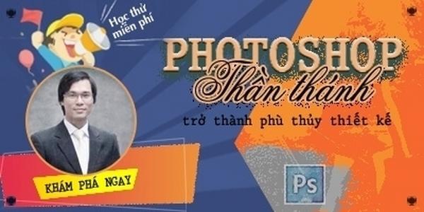 khóa học photoshop trên unica