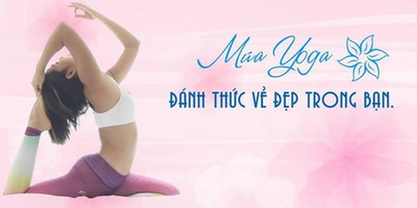 khóa học yoga tại nhà trên UNICA
