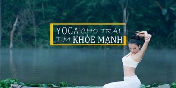 khóa học yoga tại nhà hiệu quả