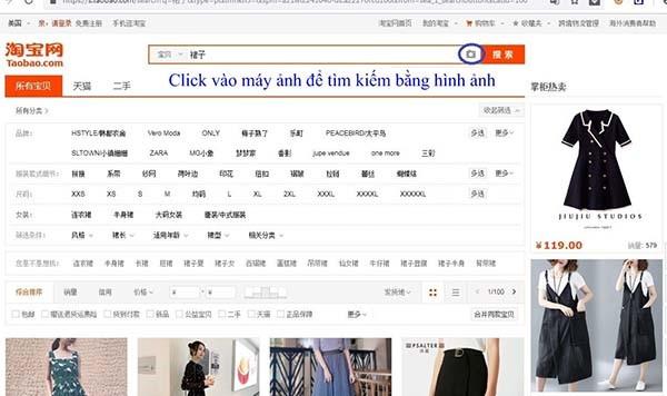 Kinh nghiệm mua hàng trên Taobao nhanh nhất