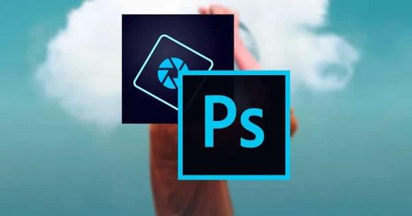 làm mờ logo trong Photoshop