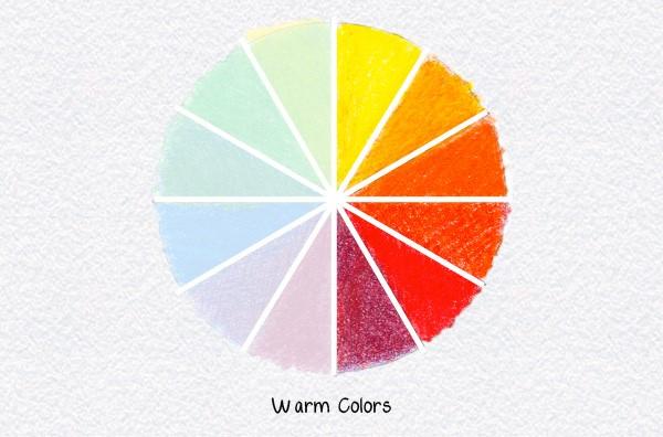 khái niệm về lý thuyết màu sắc