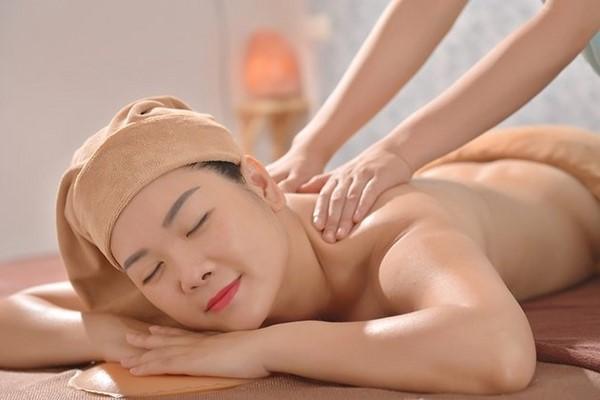 massage xông hơi