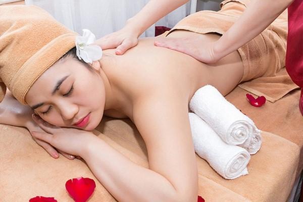 vai trò của massage xông hơi