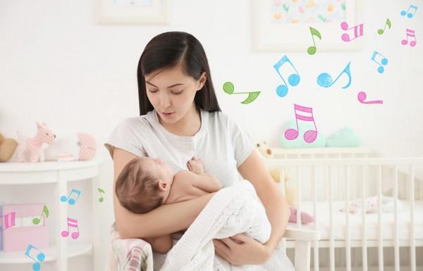 nhạc giúp bé ngủ ngon nhất