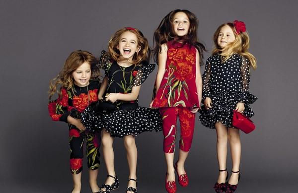 nhượng quyền thương hiệu thời trang trẻ em