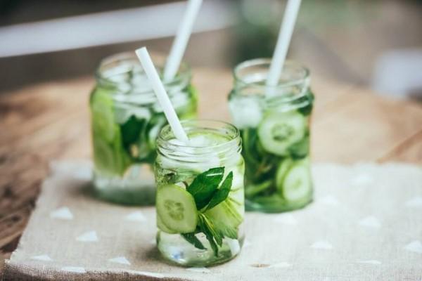 nước uống giảm mỡ bụng từ dưa hấu