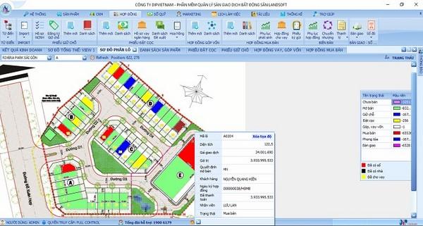 phần mềm quản lý bất động sản đỉnh cao