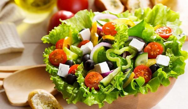 hướng dẫn làm salad dầu giấm