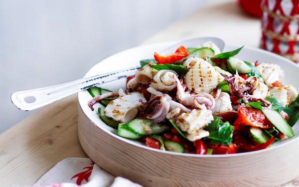 salad Nga nổi tiếng