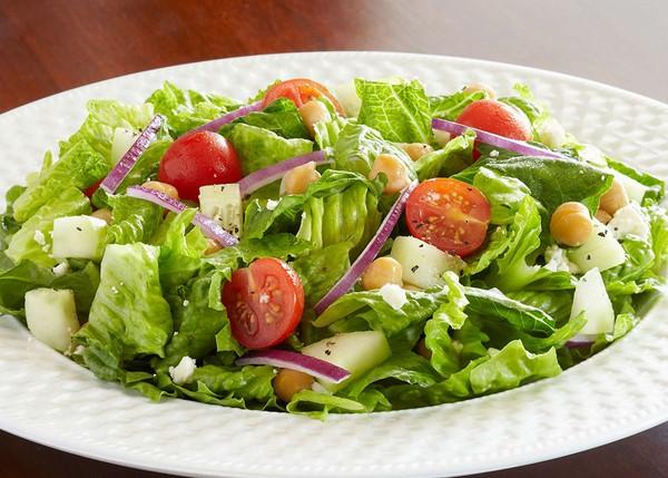 cách làm salad trộn tại nhà