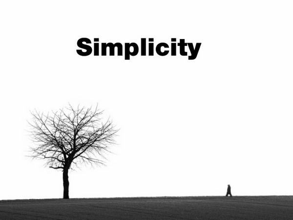 Simplicity là gì