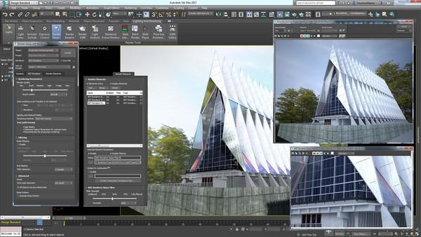 học thiết kế 3D hoàn chỉnh