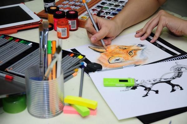 giải đáp Thiết kế đồ họa cần học những gì