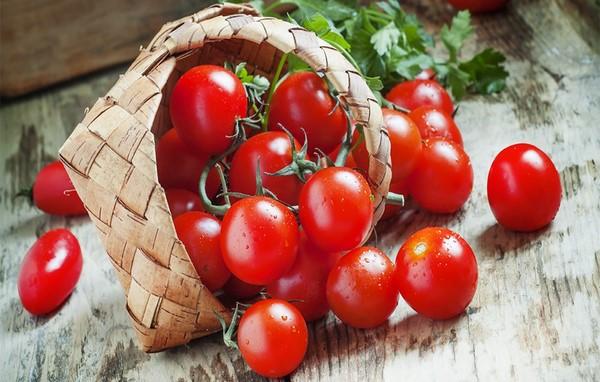 thực đơn giảm cân cho nam với cà chua
