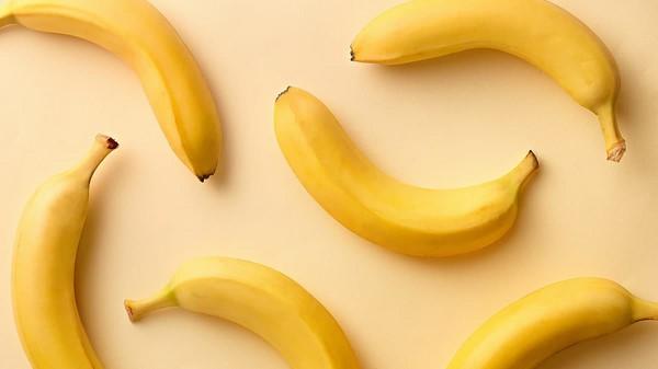 thực phẩm giảm mỡ bụng với chuối