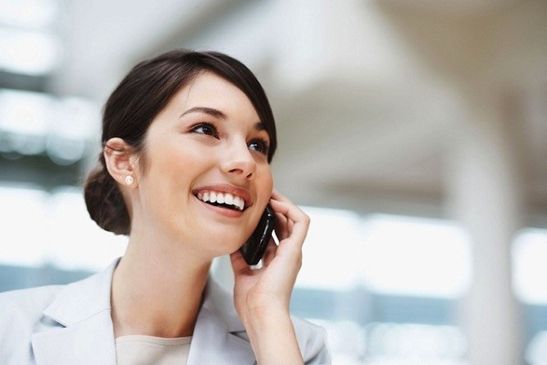 văn hóa giao tiếp qua điện thoại