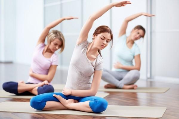 Yoga giảm cân trước khi ngủ