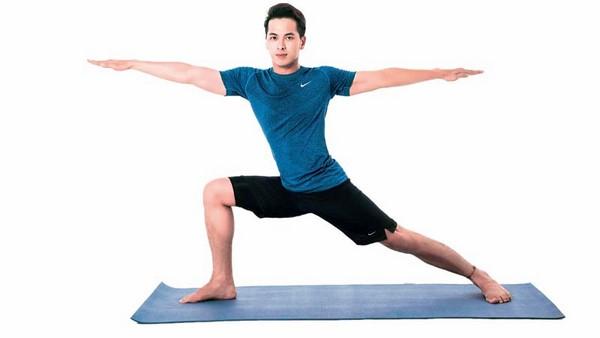 Yoga tăng cường sinh lý