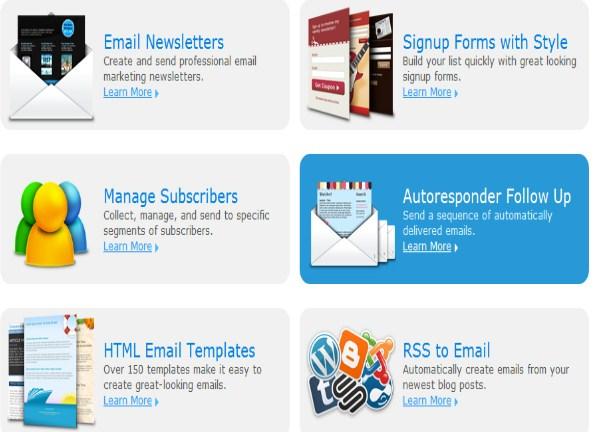 Một số phần mềm Autoresponder trong Email Marketing hiệu quả nhất 2019
