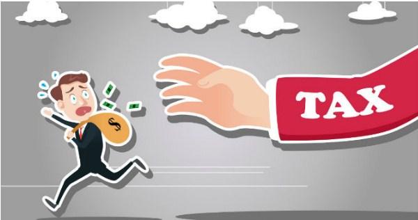 ảnh minh họa cách hoạch toán tiền nộp chậm thuế