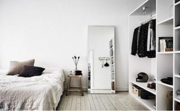 Chọn vị trí đặt gương trong phòng ngủ sao cho hợp lý?