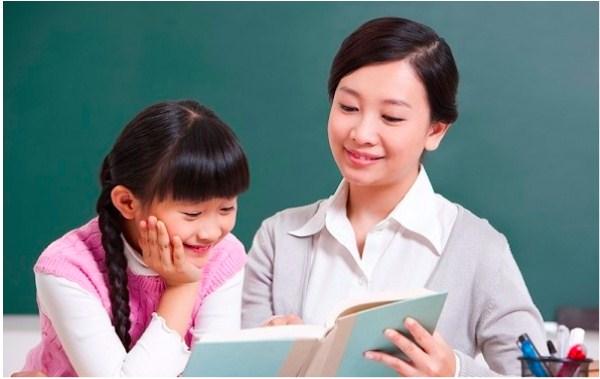 Học tập cùng con trẻ