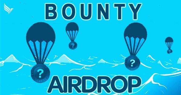 Kiếm coin từ airdrop và bounty hiện đang rất phổ biến