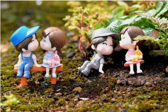 Phụ kiện, đồ trang trí cây cảnh mini giúp tăng doanh thu