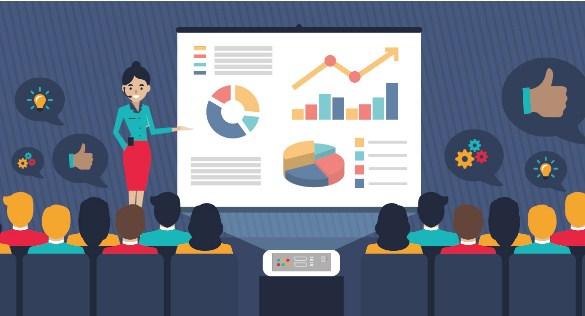 Không chỉ với kinh doanh, kỹ năng thuyết trình cũng giúp ích rất nhiều trong đời sống