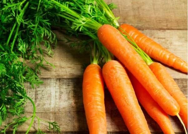 Mặt nạ cà rốt làm đẹp da