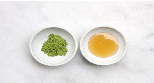 Mặt nạ mật ong trà xanh