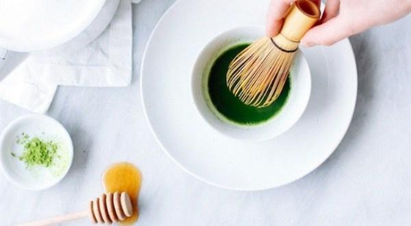 Mặt nạ trà xanh mật ong và sữa chua giúp trị thâm mụn trẻ hóa làn da, chống lão hóa