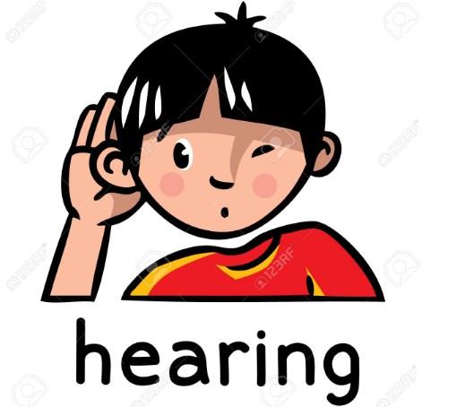 Nghe, nghe, và nghe tiếng Anh